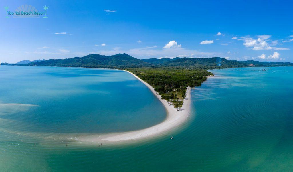 Laem Had beach Yao Yai island Thailand