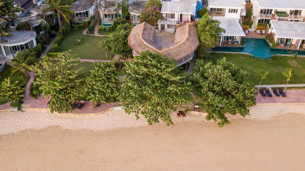 view on Yao Yai Beach Resort Thailand
