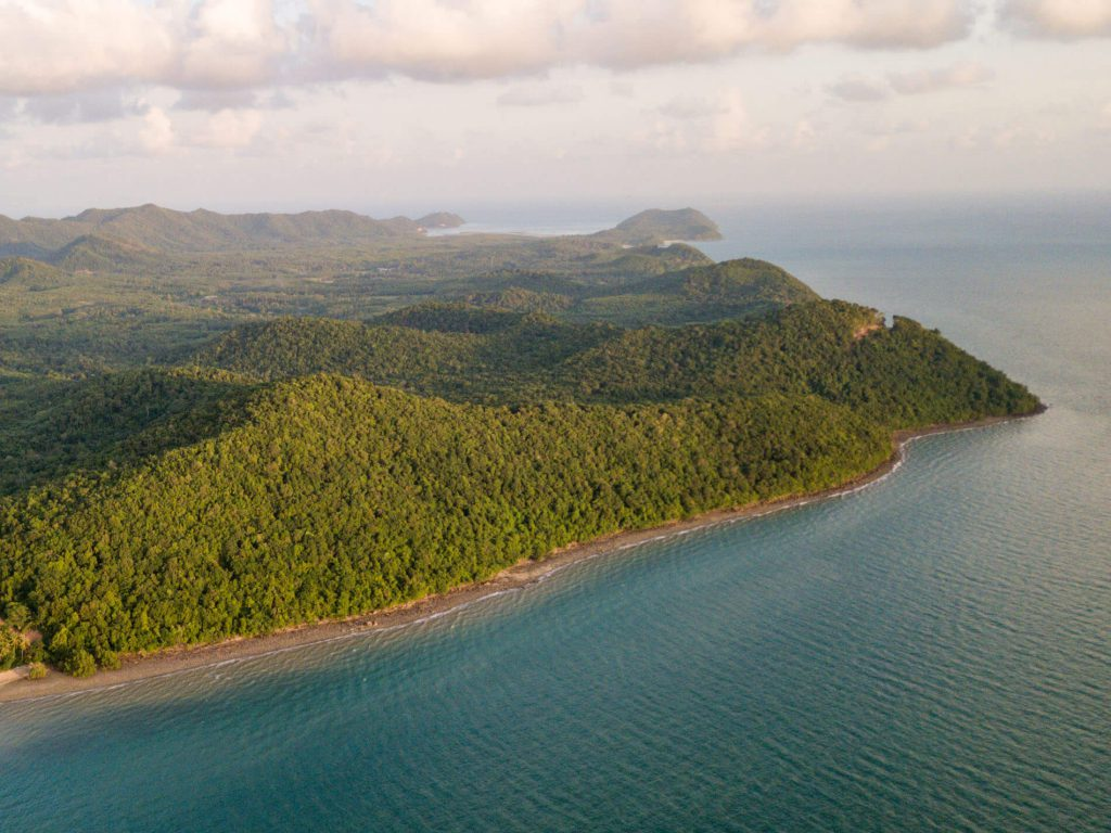 Koh Yao Yai Thailand view